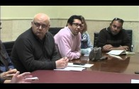 Reunión de trabajadores, gerencia de CTM y Ayuntamiento para analizar la situación del servicio