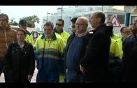 Una reunión cierra con acuerdo el conflicto de Aqualia en Algeciras