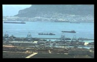 Verdemar denunciará ante la Fiscalía la pérdida de litoral de la Bahía de Algeciras.
