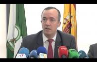 Acuerdo para construir una barrera de seguridad en la desembocadura del Guadarranque