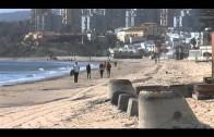 Algeciras Sí se Puede denuncia en los juzgados vertidos de fecales en la playa del Rinconcillo