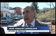 El ayuntamiento acomete un plan de choque para adecentar la Juliana