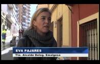Emalgesa acomete mejoras en la calle Almería