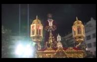 La lluvia desluce la procesión del Señor de Algeciras