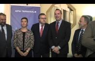 """Lancha afirma que APM Terminals Algeciras, """"será lo que quiera en un futuro"""""""