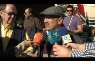 Los trabajadores de Correos protestan por el recorte de empleo