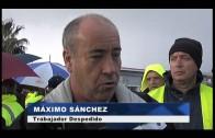Los trabajadores de SAM realizan una marcha de protesta por las condiciones laborales