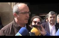 Más de un centenar de personas se concentran en Algeciras para condenar los atentados de Bruselas