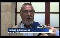 Alcalde y comité de empresa de ALGESA rubrican las mejoras laborales para la plantilla de limpieza
