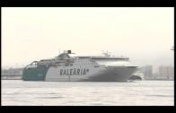Baleària invierte más de 5,5 millones de euros en mejoras en el fast ferry Avemar Dos.