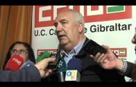 CC.OO celebra su asamblea de representantes sindicales de la comarca en Algeciras