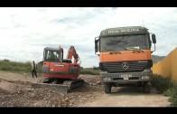 Comienzan las obras en el carril de Los Pastores que da accesos a los colegios