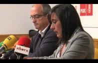 El PSOE manifiesta que el equipo de gobierno municipal no gestiona ni soluciona los problemas