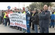 La plantilla de SAM Algeciras vuelve a convocar huelga para pedir la readmisión de un  despedido