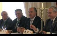 Landaluce clausura la Asamblea Provincial de Administradores de Fincas