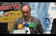 Landaluce presenta el Campeonato de España de Freestyle el 15 de julio en la Plaza de Toros