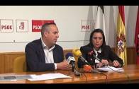 Los socialistas hacen balance del primer año del nuevo gobierno de Susana Díaz en la Junta
