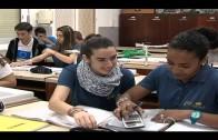 """Mancomunidad y estudiantes algecireños en la final de """"Construyendo Europa"""""""