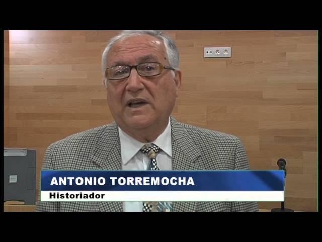Torremocha Presenta Su último Libro 25 Estampas De La Historia De