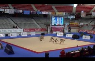 Abierto el campus de Gimnasia rítmica en Algeciras