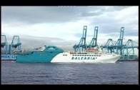 """Balearia reincorpora el barco """"Passió per Formentera"""" a la línea Algeciras-Ceuta"""