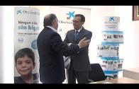 CaixaBank en la provincia se moviliza para facilitar el consumo de leche a familias desfavorecidas