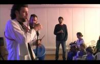 El dúo VIBRA-TO ofrece un concierto en las instalaciones de Alcultura