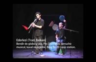 El dúo VIBRA-TO ofrecerá un concierto el próximo sábado en las instalaciones de Alcultura