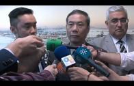 El embajador de Vietnam visita el Puerto de Algeciras