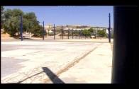 El martes será retirada la zona de juegos infantiles ubicada en el Parque Feria