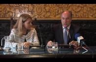 La Secretaria de Estado de Servicios Sociales visita el Ayuntamiento de Algeciras