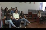 Mancomunidad celebra una sesión informativa  sobre la UE para  alumnos del grado de Derecho