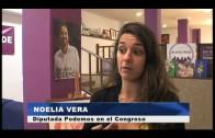 Renovado el alumbrado exterior de la calle Argentina en Fuentenueva