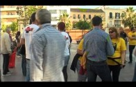 Séptima semana de huelga de los trabajadores de Correos en Algeciras