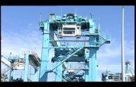 A información pública la ocupación de APM de 378.000 metros cuadrados en el Muelle Juan Carlos I