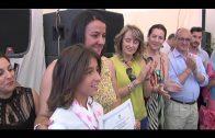 Alcalde y delegada de Educación entregan los premios de microrrelatos