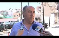 Continúan los trabajos de mejora de la calle Tarifa