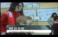 Cruz Roja acompaña a votar a personas con problemas de movilidad