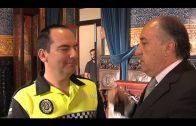 El alcalde preside la toma de posesión de cuatro nuevos oficiales de la Policía Local