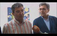 El delegado territorial de Bienestar Social visita viviendas tuteladas de Apadis