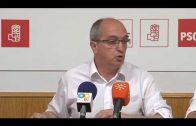 El PSOE acusa al alcalde de mentir acerca de la regeneración de las playas