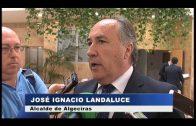 Landaluce critica a los concejales del PSOE por no acudir a actos institucionales
