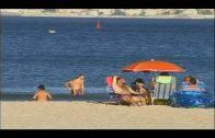 Mañana comienza la aportación de arena en las playas algecireñas