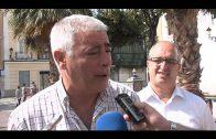 """Más de medio centenar de personas se concentra en Algeciras en el """"Día mundial sin drogas"""""""