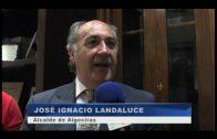 Miguel Ángel Pozuelo es reconocido en su ciudad