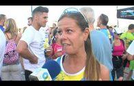 Mustapha Sabili y Esther Castellón ganan la carrera de la APBA