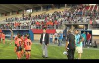 Rodríguez Ros entrega los trofeos de la Liga de Fútbol Paco Cintado
