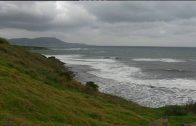 Alerta en el Estrecho por fuerte viento de Levante y fenómenos costeros