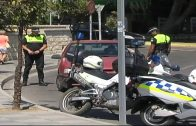 El 90,79% de los vehículos controlados por la Policía Local circulaba cumpliendo las condiciones