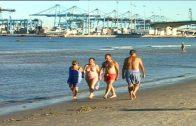 El balizamiento de la playa del Rinconcillo será repuesto esta semana